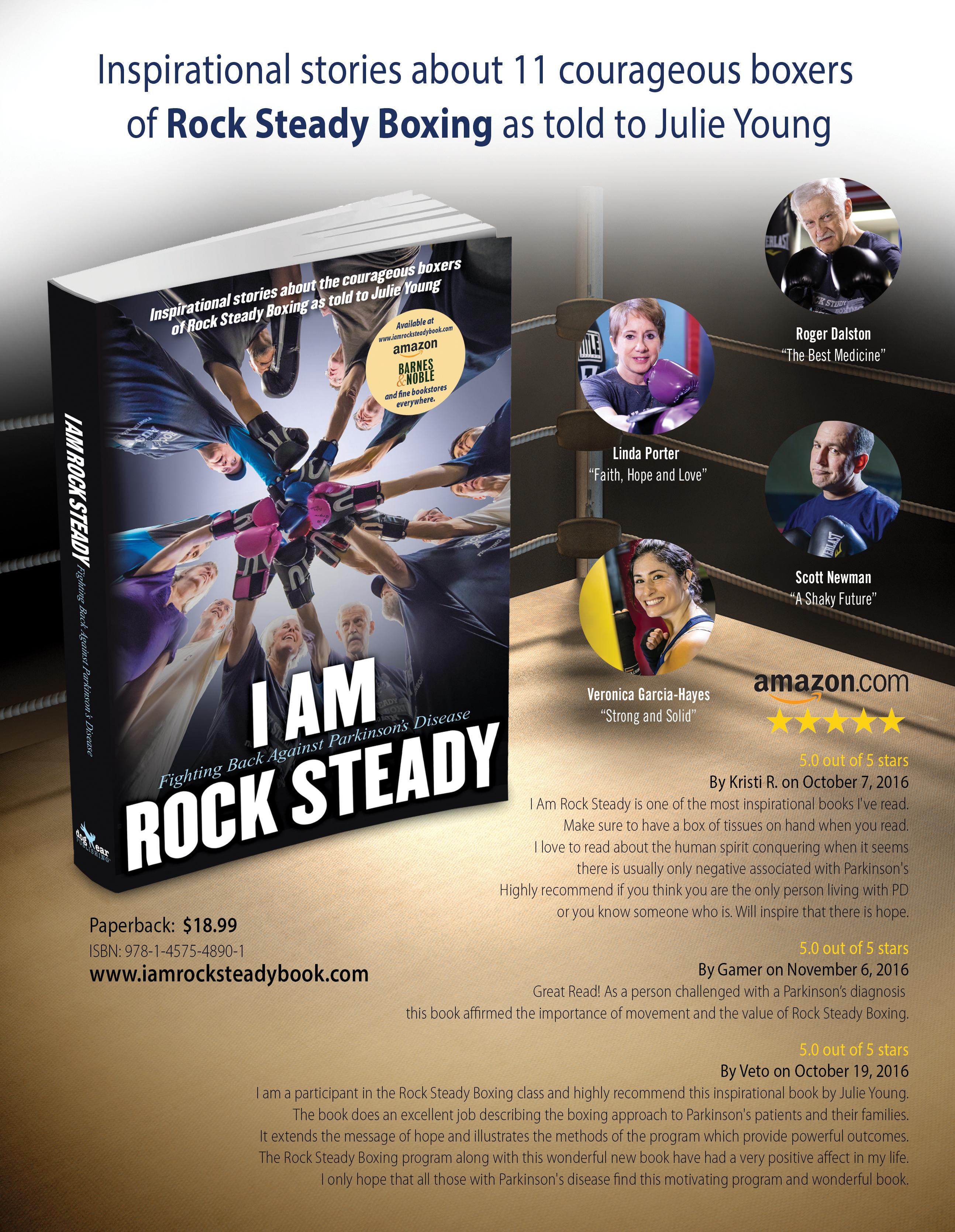 i am rock steady book